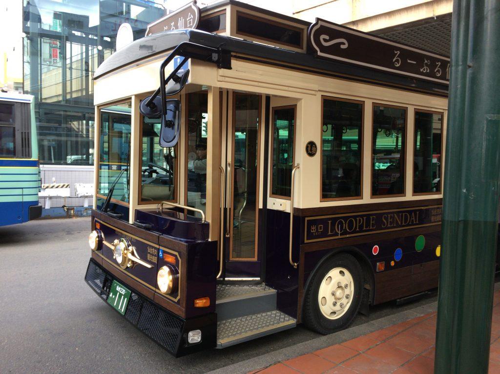 バスと徒歩で行く仙台・松島観光ルートメモ